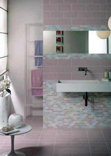 colori piastrelle bagno casa e colori la linea di piastrelle per il bagno di sire