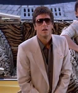 Tony Montana Cadillac Scarface Tony S Suit And Cadillac Paperblog