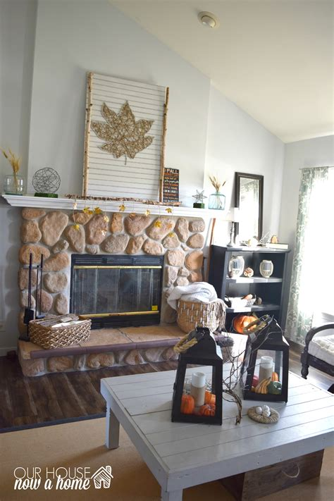 decor for home decorating for fall keeping it simple our house now a home