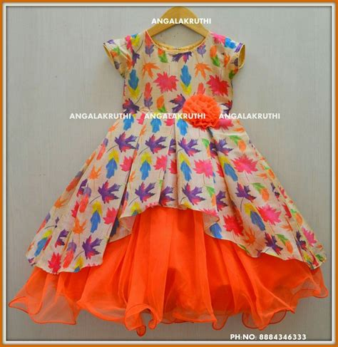 baby dress design dailymotion baby frock desings by angalakruthi boutique bangalore