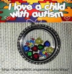 Origami Owl Autism Locket - 1000 images about origami owl causes on