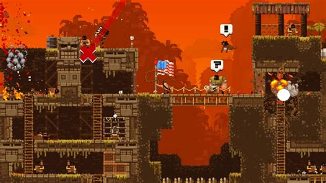 broforce full version release date broforce may update brings new bros and mech suits