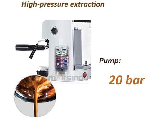 Coffee Blitar Harga jual mesin kopi espresso semi auto mkp50 di blitar