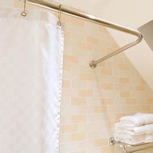 Shower Curtain Rails For Baths Shower Curtain Rails Byretech Ltd