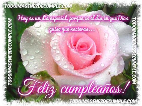 imagenes feliz cumpleaños flores imagenes de cumplea 241 os con flores archives im 225 genes de