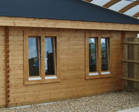 Log Cabin Windows by New Bi Folding Door For Keops Log Cabins