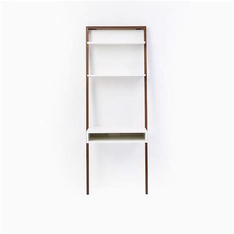 Ladder Shelf Desk by Ladder Shelf Desk West Elm