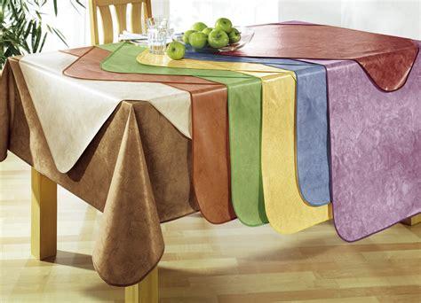 tischdecken für ovale tische wachstuch tischdecken in verschiedenen farben