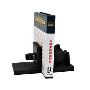 new coming ceative bookends desk shelf doll book holder