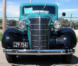 chevy 1938 grill flickr photo