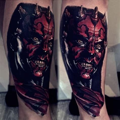 darth maul tattoo 250 most memorable wars