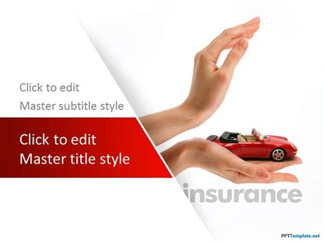 ppt templates for insurance free insurance ppt template
