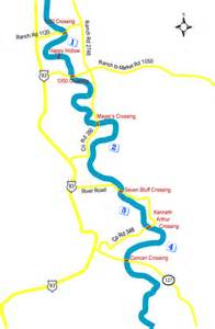 tubing times seven bluff cabins concan united states