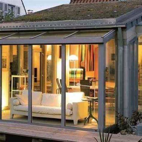 tettoie chiuse casa e immobili verande pergole e tettoie