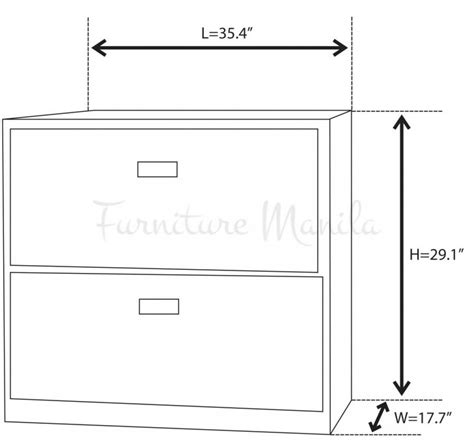 lateral file cabinet dimensions palladia lateral file cabinet sauder ideas 36 2 drawer