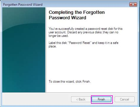 windows vista password reset disk software how to create a windows vista password reset disk using a