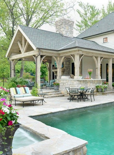 Hearth Pool And Patio Sudbury 25 Best Ideas About Covered Patio Design On