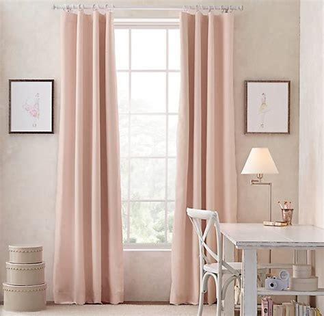 Blush Pink Curtains Blush Pink Curtain Panels Curtain Menzilperde Net