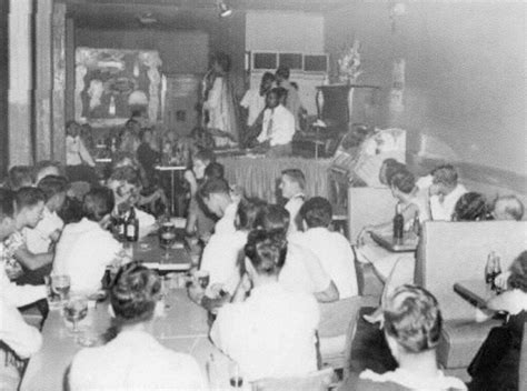 tic toc room macon ga richard at s tic toc lounge macon ga in the early 1950s the space is now the