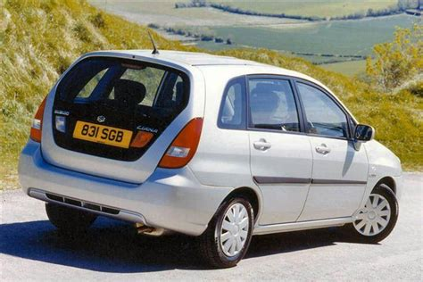 Suzuki Liana (2001   2008) used car review   Car review