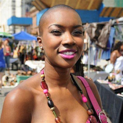 beautiful black pubes 273 best bald beautiful women images on pinterest