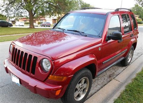 gas mileage for 2005 jeep liberty jeep liberty renegade 2005 gas mileage car interior design