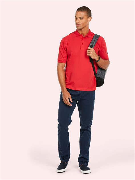 Lgging Cotton Rich Polos product uc112 cotton rich poloshirt