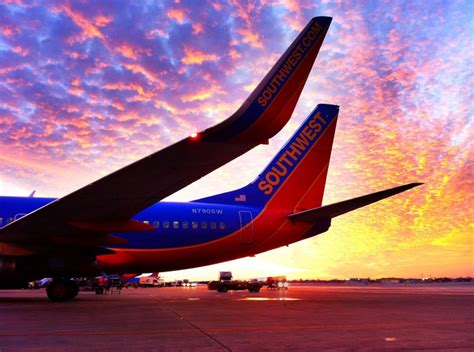 Southwest Airlines Also Search For Southwest Airline Sky Airplane