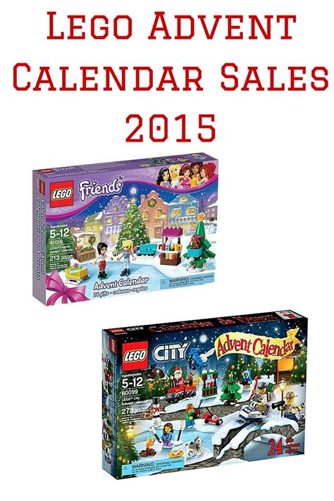 lego advent calendar 2015