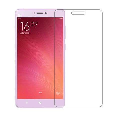 Best Deal Aluminium Tempered Glass For Xiaomi Mi4s 5 nillkin amazing h pro tempered glass screen protector for