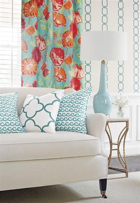 Thibaut Designs by Thibaut S Resort Collection Fresh Vibrant Colorful