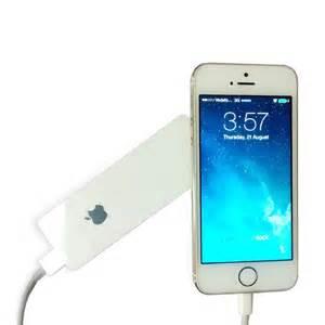 Apple 4000mah slim power bank for apple iphone mobiles souqbaba com