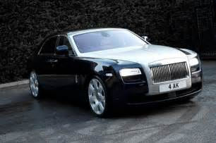 Ghost Rolls Royce Kahn Armored Rolls Royce Ghost Autoevolution
