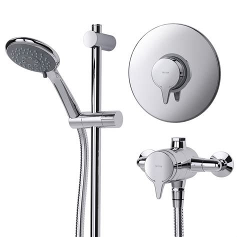 Triton Mixer Shower by Sequential Mixer Shower Triton Showers
