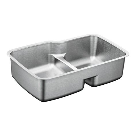 Moen Sink moen 1800 series undermount stainless steel 32 in