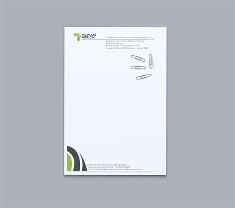 branding stationery list bwd
