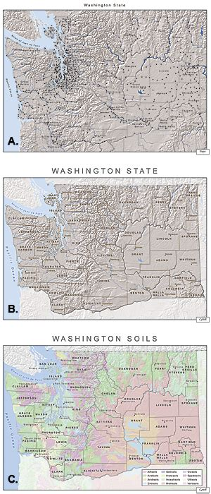 newspaper layout principles make maps people want to look at