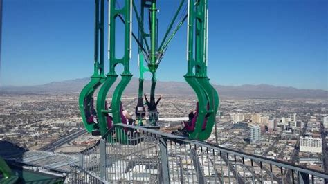 stratosphere swing ride insanity picture of stratosphere tower las vegas