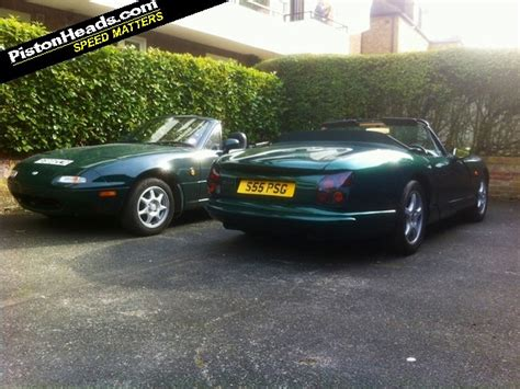 What Happened To Tvr Re Ph Fleet Tvr Chimaera And Mazda Mx 5 Page 1