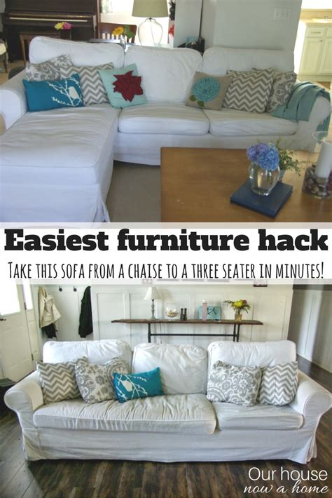 ikea sofa hacks ikea ektorp sofa hack our house now a home