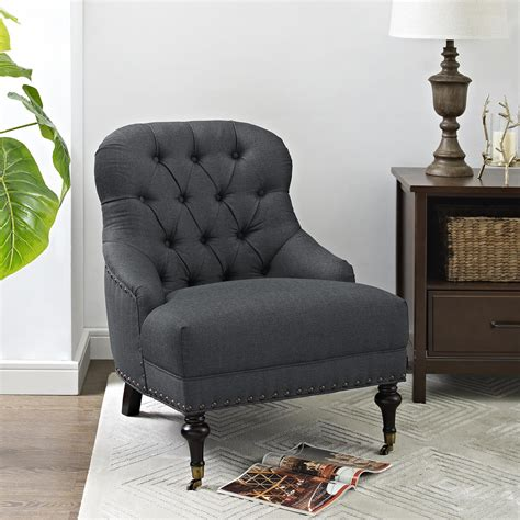 homes gardens tufted accent chair multiple