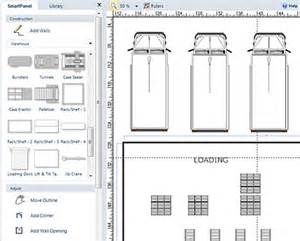 warehouse floor plan design software free warehouse layout design software free download