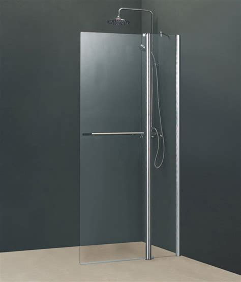 Frameless Shower Door Width Frameless Hinged Folding Door 48 In Width 1 4 Quot Glass Chrome Finish Kd3208 Manufacturers