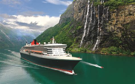 fjord queen tromso download wallpapers queen mary 2 cruise ship fjord