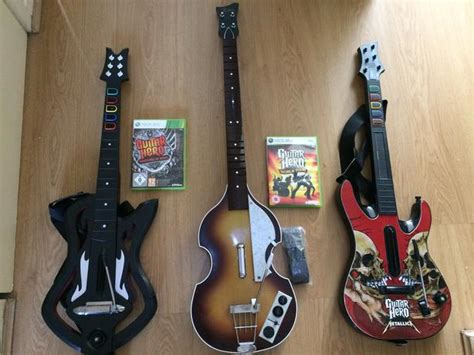 Guitar Now Available For Xbox 360 by Guitar Guitars With And For Xbox 360