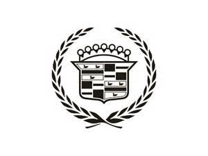 Cadillac Symbols Cadillac Logo Outline Image 448