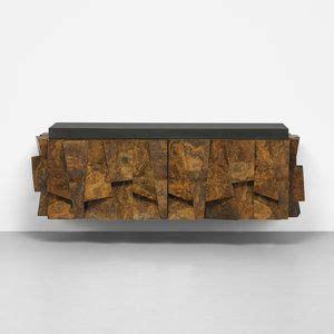Cabinet Paul Rolland by Paul Brutalist Style Furniture Paul