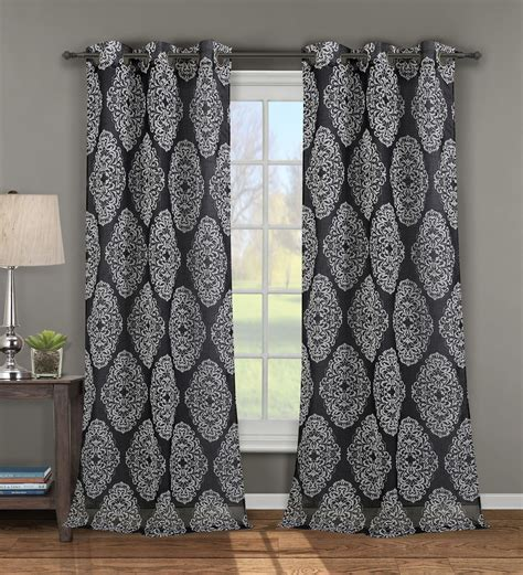 black print curtains black print curtains 28 images black and white leopard