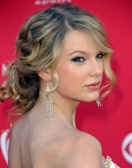 soft curly updos pictures loose prom hairstyles