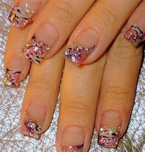 imagenes de uñas de acrilico decoradas 2012 98 dise 241 os de u 241 as decoradas con piedras muy originales